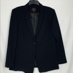 Worthington black blazer size Lg.